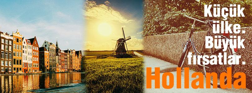 Hollanda'da Yükseköğrenim